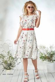 Модель 1622 белый Niv Niv Fashion