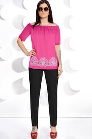 Модель 239 розовый с черным Мублиз