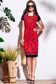 Модель 3367 красный+синий Lissana