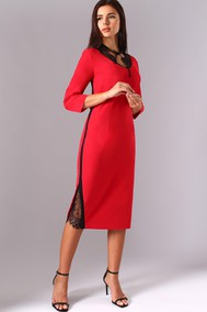 Модель 1102 красный МиА Мода