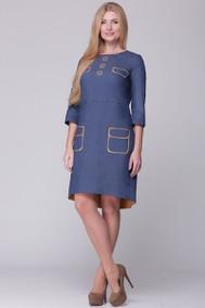 Модель 749 Синий  Ladis Line
