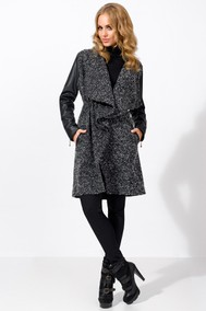 Модель ribes серый Rylko Fashion