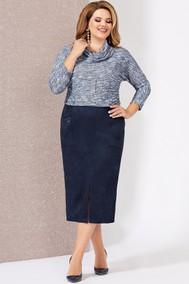 Модель 4768 темно-синий Mira Fashion