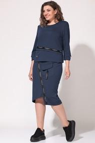 Модель 2105 Синие тона Lady Style Classic