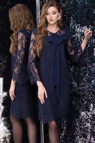 Модель 11982 темно-синий LeNata