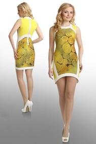 Модель 256 желтый SVT-fashion