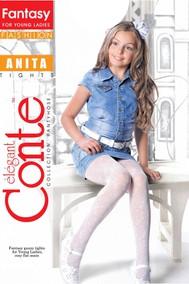 Модель Anita bianco (белый) Conte Elegant