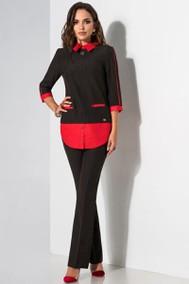 Модель 2915-1 красный Lissana