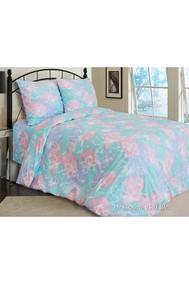Модель 3075.358102 розово-голубая простыня Блакiт