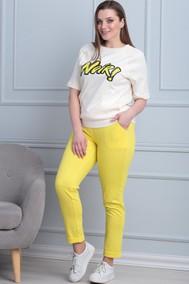 Модель 597 жёлтый, молочный Michel Chic