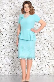 Модель 4643 голубые-тона Mira Fashion