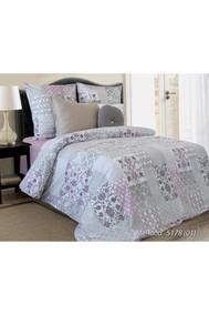 Модель 3315.517801 Менада серо-розовый Блакiт