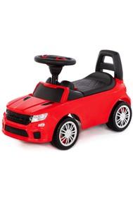 Каталка-автомобиль SuperCar №6 со звуковым сигналом