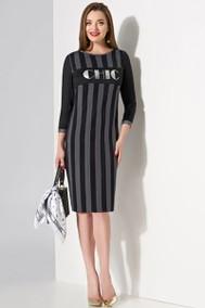 Модель 3353 серый+черный Lissana