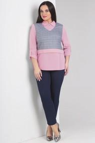 Модель 579 Розовый Милора-стиль