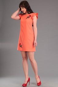 Модель 1282 оранжевый Эдем