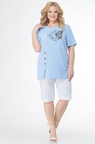 Модель 3724 голубой ALGRANDA