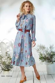 Модель 1626 голубой Niv Niv Fashion