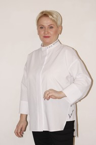 Модель 14822020/1 белый MIRSINA FASHION