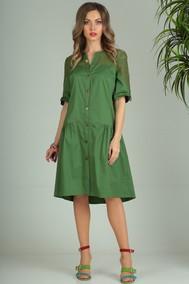 Модель 13699 зеленый Sandyna