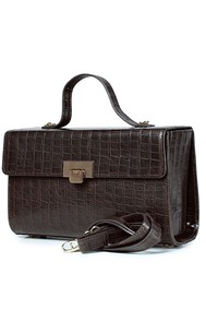 Модель нк 49720 1с2279к45 темно-коричневый+коричневый Galanteya