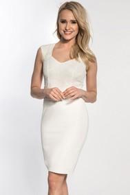 Модель daga бело-молочный Rylko Fashion