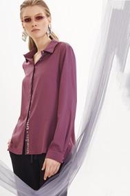 Модель 0144 Фиолетовый DiLiaFashion
