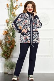 Модель 2765-12 синий+красный Mira Fashion
