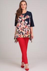 Модель 1148-3 темно-синий+красный Arita Style-Denissa