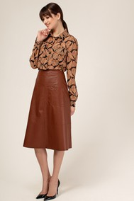 Модель 7437 коричневый LIBERTY