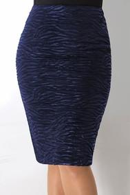 121а синий Solomea Lux