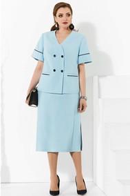 Модель 4256 голубой Lissana