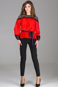 1013 красные тона Arita Style-Denissa