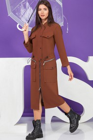 Модель 145-4 коричневые тона Juliet Style