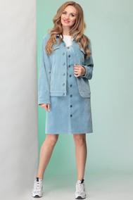 Модель 344 голубой Angelina & Company