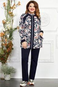 Модель 2731-12 синий+красный Mira Fashion
