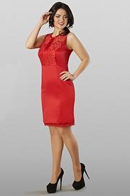 Модель 349 красный Lady Line