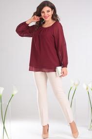 Модель 2359 винный Мода-Юрс