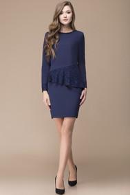 Модель 1143 темно-синий Svetlana Style