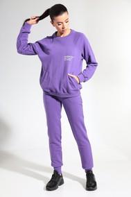 Модель 3080ф фиолетовый Hit