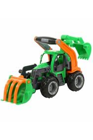 48394 ГрипТрак, трактор-погрузчик с ковшом
