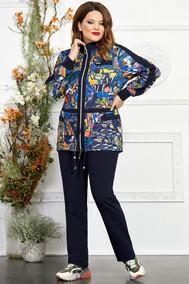 Модель 2765-8 синий Mira Fashion