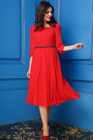 Модель 245 красный Anastasia