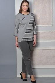 Модель 1428 серый с черным Lady Style Classic