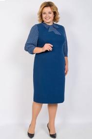 Модель 21 18 блу синие тона TricoTex Style