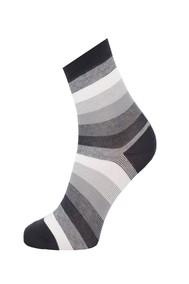 Модель 3081 темно серый 491 Брестский чулочный комбинат