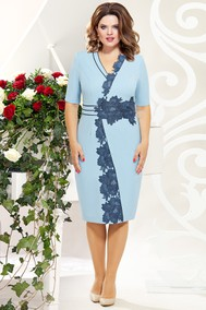 Модель 4817 голубой Mira Fashion