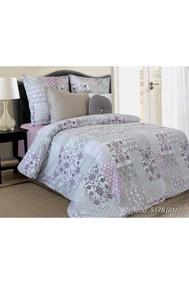 Модель 3810.517801 Менада серо-розовый Блакiт
