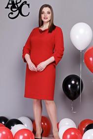 Модель 264 красный Angelina & Company