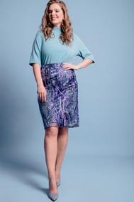 Модель 11141 фиолет S. Malich for woman